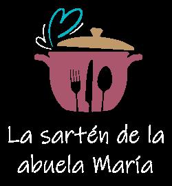 La sartén de la abuela María Logo